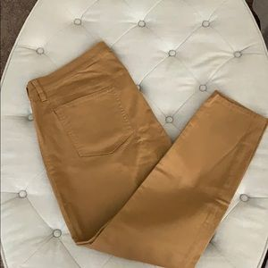 Camel Brown Old Navy Jeans